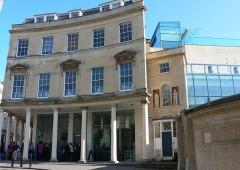 Spasemester i Bath
